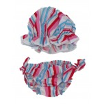 Colour Stripes Baby Bikini