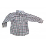 Checkered Boy Shirt