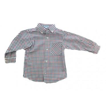 Checkered Boy Shirt