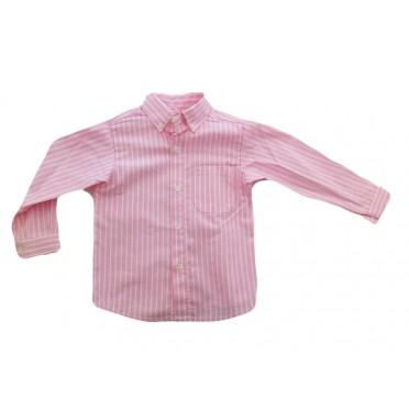 Classic Stripes Boy Shirt