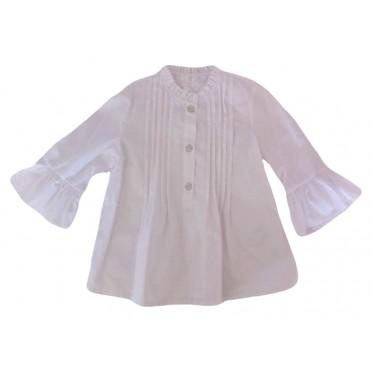 Classic Girl White Shirt