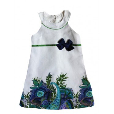 Cenefa Tropical Dress